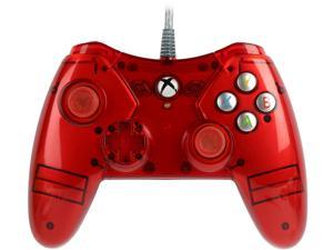 Xbox One Liquid Metal Wired Controller - Red